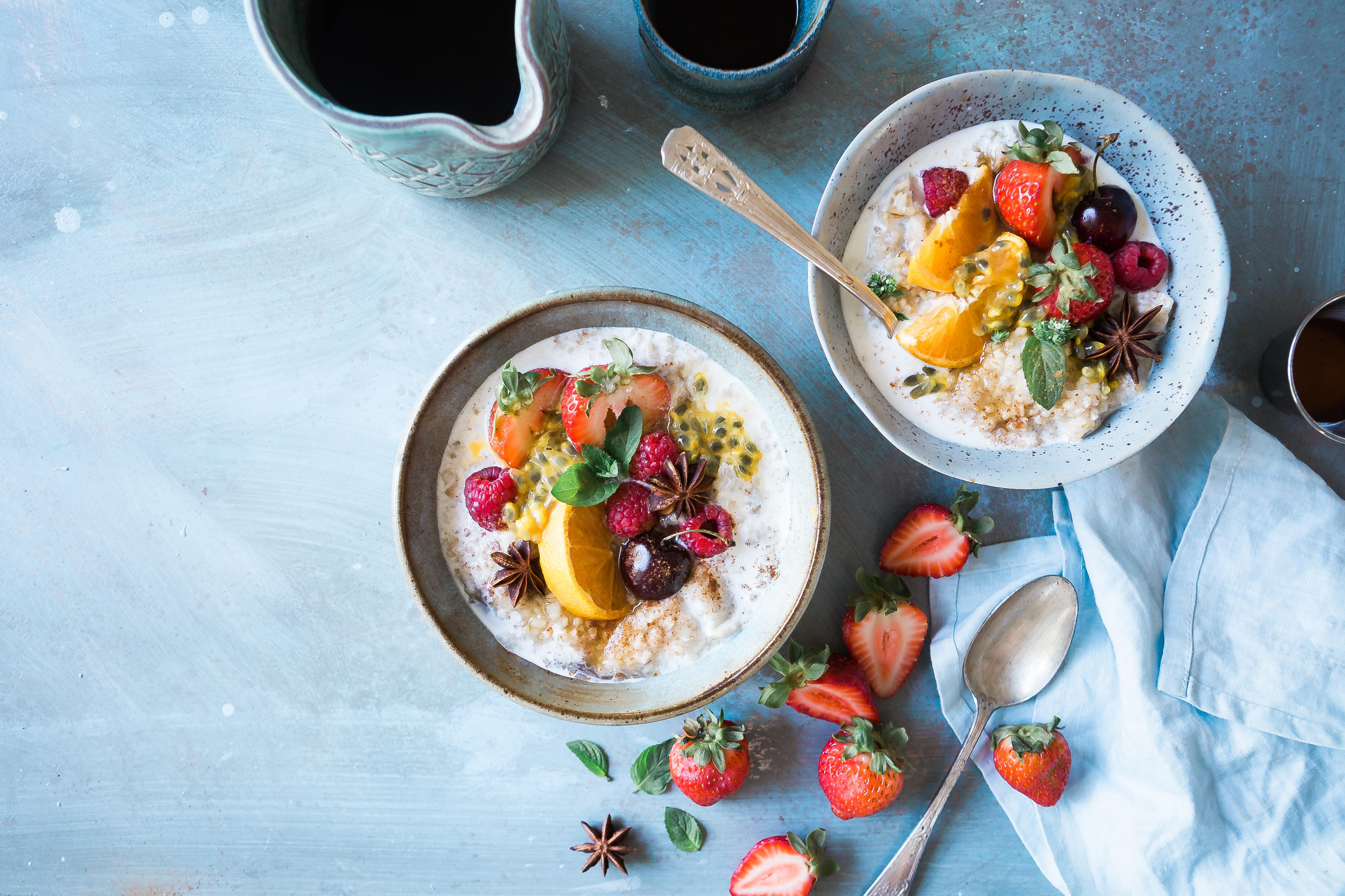 Why eat porridge for breakfast?